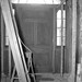 Stages of interior restoration, Pre-Restoration photographs to record the condition of the building, Aberglasslyn House, Aberglasslyn, NSW, Australia [1978]