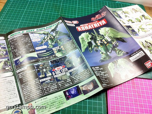 SD Kshatriya Review NZ-666 Unicorn Gundam (9)