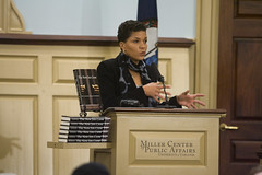 Michelle Alexander at the Miller Center Forum