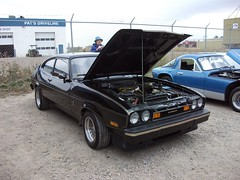 1976 Capri II Black Cat edition