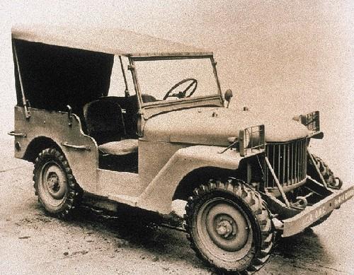 1940 Bantam Jeep