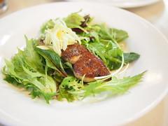 Foie Gras Salad, Le Cuisson, Queen Street