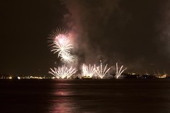 Statue of Liberty 125th Anniversary Fireworks
