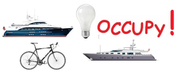 Occupy Appropriate Technology. And Yachts.