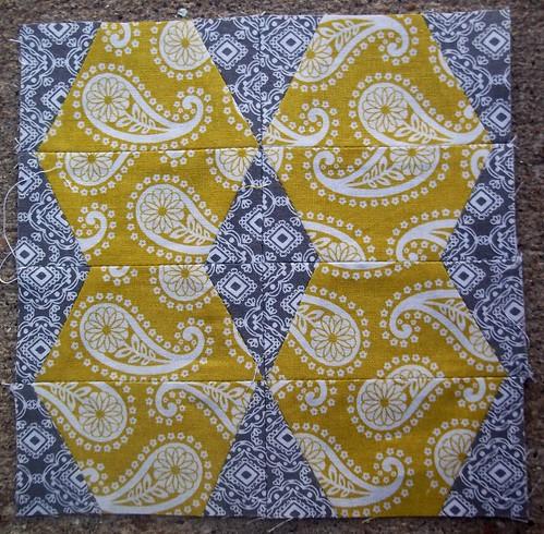 #049 Honeycomb