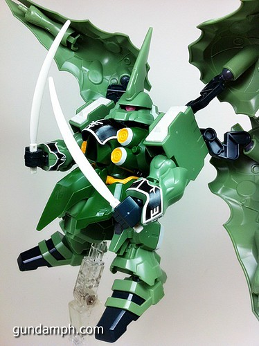SD Kshatriya Review NZ-666 Unicorn Gundam (34)