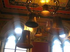 Bar at The Gilbert Scott
