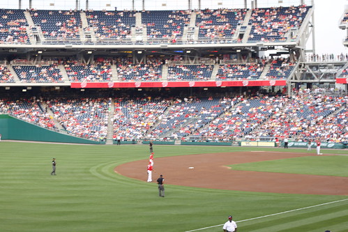 4th of July Nats Game