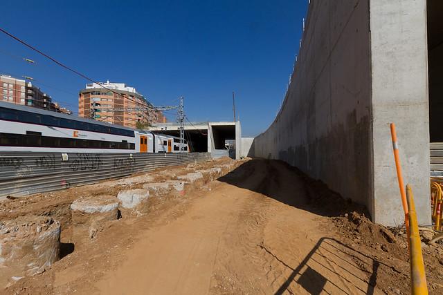 Frontera UTEs Sant Andreu - 04-10-11