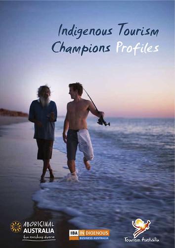 Indigenous Tourism Champions Profiles