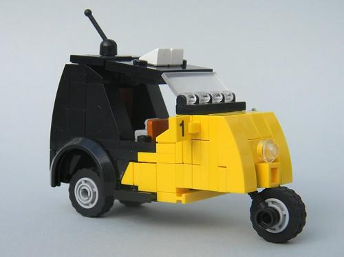 Auto-Rickshaw by NewRight