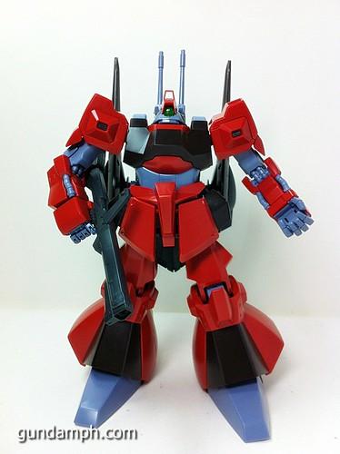 MG Rick Dias Quattro Custom RED Review OOB Build (43)