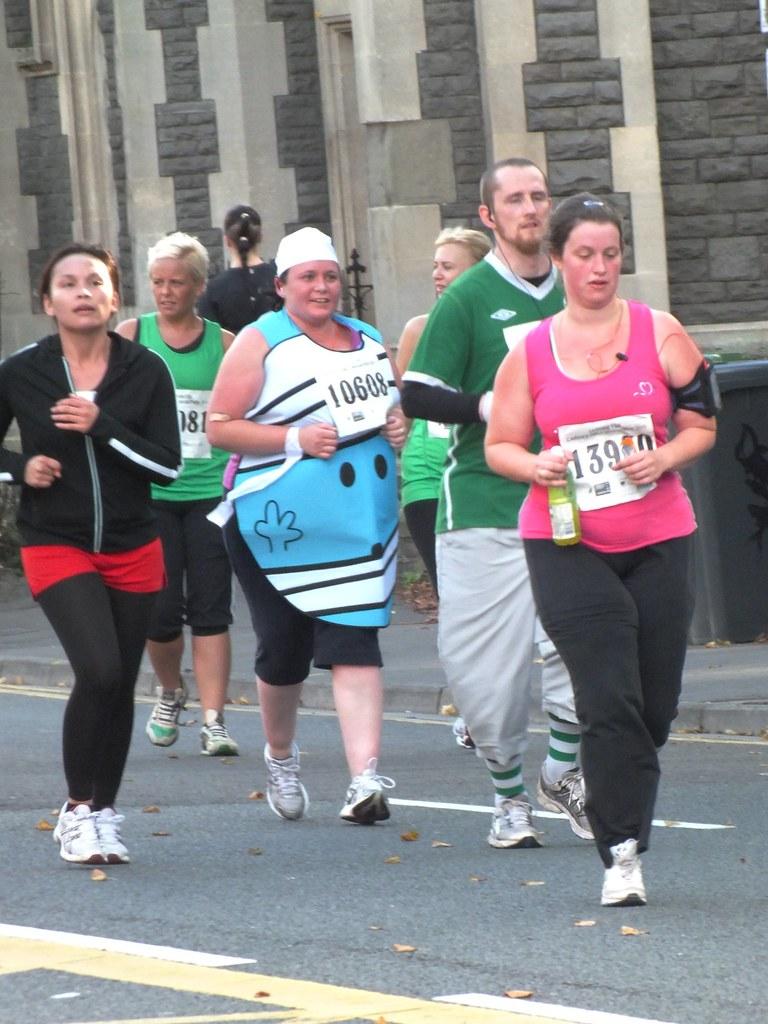 Cardiff Half Marathon 2011
