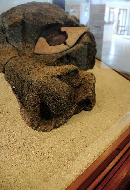 Ojo de moai