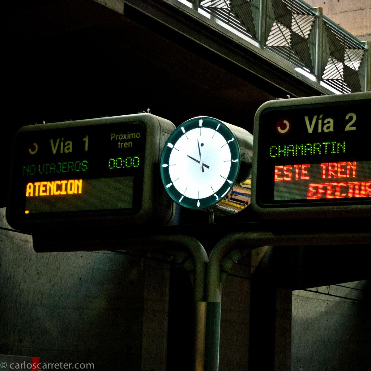 Atocha - Cercanías