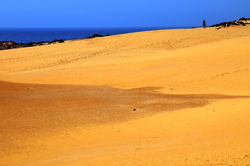 Chapter 7 - Corralejo, the unbereable lightness of the desert (#1): The look-out