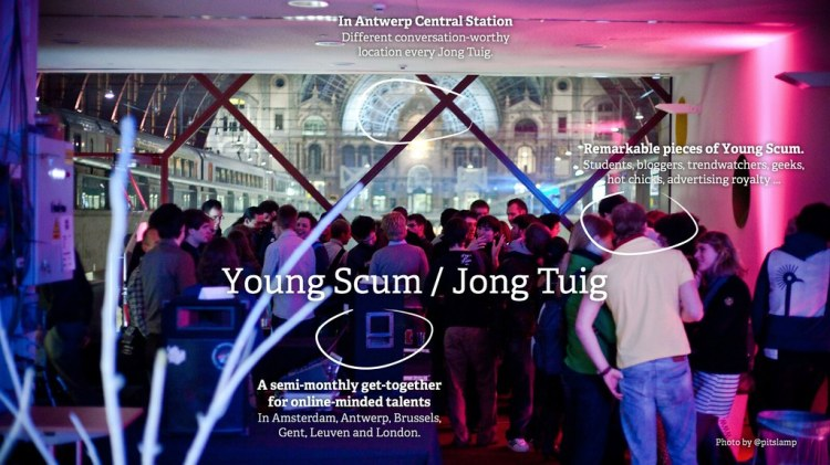 Young Scum / Jong Tuig