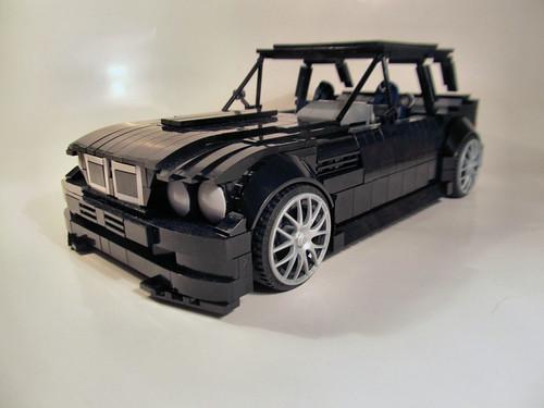 BMW Z3 M Coupe by rabidnovaracer