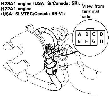 98 Honda Prelude Distributor Wiring Diagram, 98, Get Free