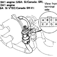 1992 Honda Prelude Speaker Wiring Diagram Reese Brake Controller 98 Distributor Diagram, 98, Get Free Image About