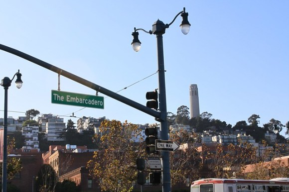 Embarcadero street