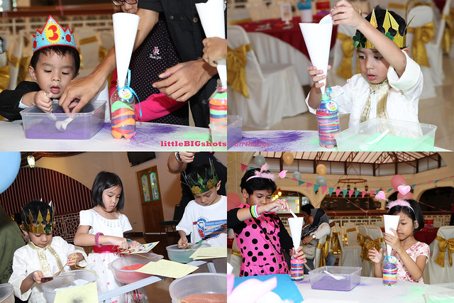 Princess Sofea, Prince Irfan & Princess Sorfina's Royal Carnival Party | Birthday Party Photographer Malaysia