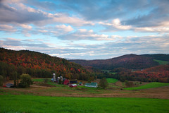 'Fall Time', Vermont, Danville Area, Barnet Ce...