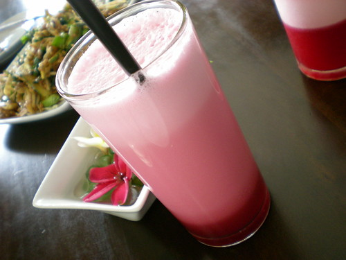 Payung smoothie