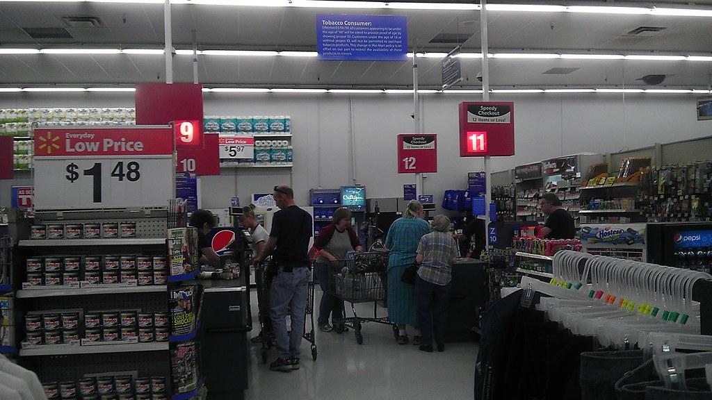 Walmart Bag River Rocks