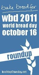 World Bread Day 2011 - Roundup and After Hours Party