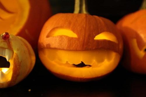 Pumpkin Carving Party 2011