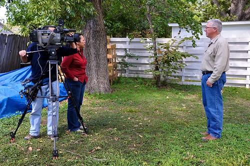Eileen interviews Mark