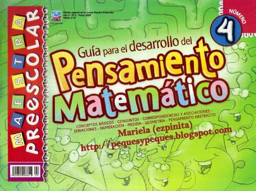 GUIA PENAMIENTO MATEMATICO 4