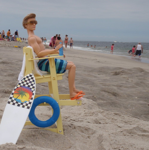 Beach Patrol Ken