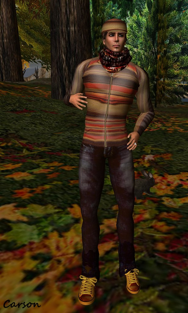 Cilian'gel - Got Pumpkin  Male set