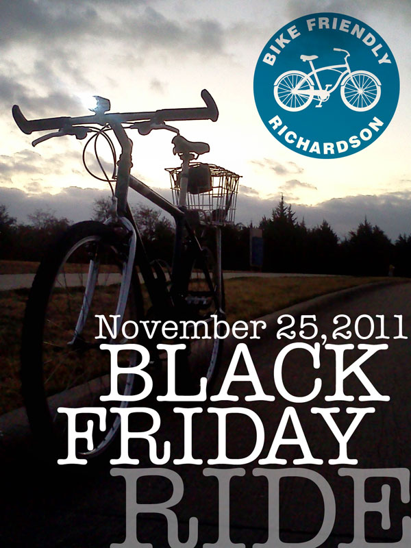 Black Friday Ride 2011