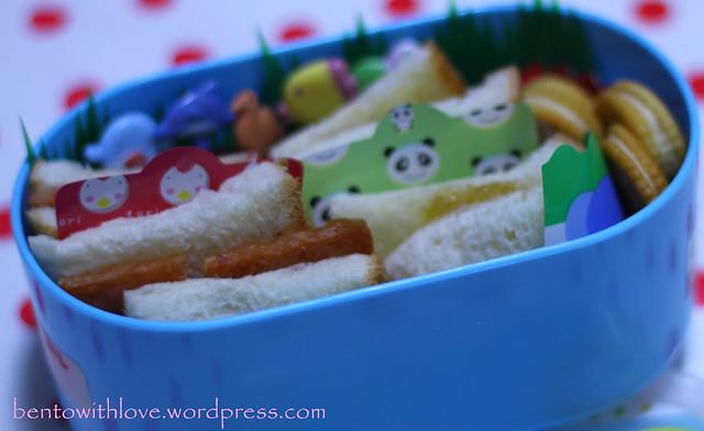 Normal Sandwich Bento