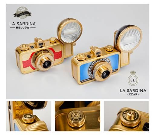 La Sardina Caviar Edition