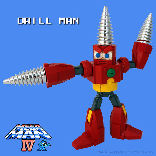 DRILL MAN!