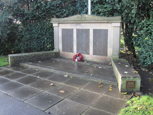 Billingham WW1 & WW2 War Memorial
