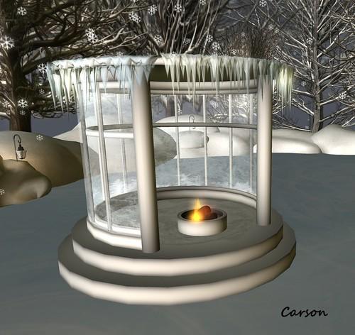 ASS - Free winter pavillion
