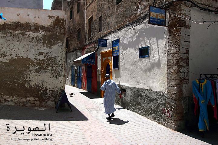 【摩洛哥】Day04(上)-摩洛哥的伊亞OIA:索維拉 Essaouira @ 花光積蓄去旅行 :: 痞客邦
