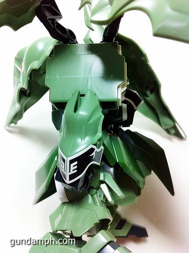 SD Kshatriya Review NZ-666 Unicorn Gundam (26)