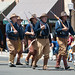 Men Portraying Rough Riders