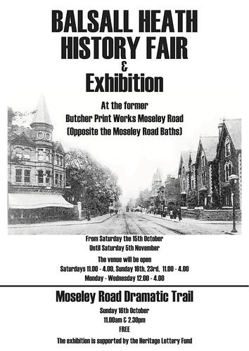 History Fair Exhibition