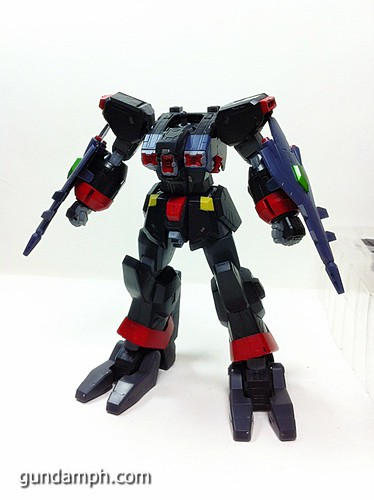 HCM Pro Destroy Gundam 1-200 GFAS-X1 Review (12)