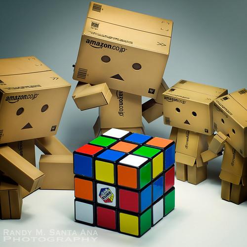 152/365: It's Quite A Puzzle.