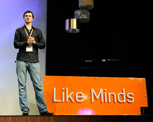 Like Minds 2011 Day 1