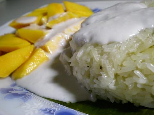STP's Thai mango-pulut dessert 2