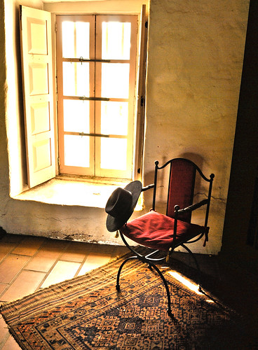 Chair by the Window by robmercier00